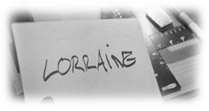 ロレーンに