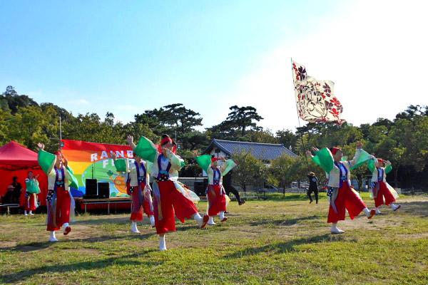 早秋に集う虹色の意気 レインボーフェスタ和歌山2019盛況のうちに閉幕