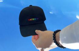 飛ばない帽子CATERPPからCATERPP RAINBOWリリース